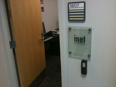 We are iNet Studio and we're ready to rock and roll!