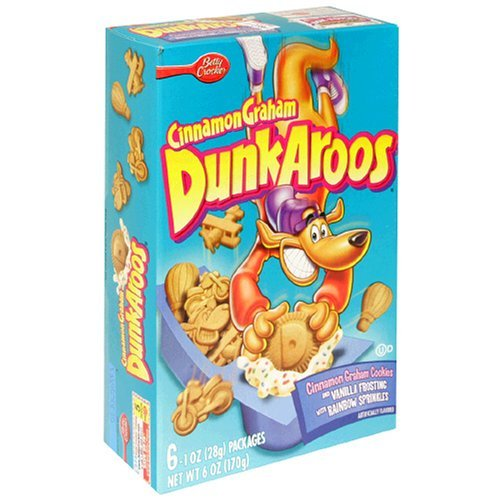 Dunkaroos!  (via: many of you!  thanks for reminding me of these awesome cookies!  in my lunchbox every day :) )