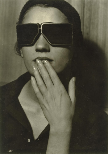 Man Ray      Portrait of Lee Miller       1929