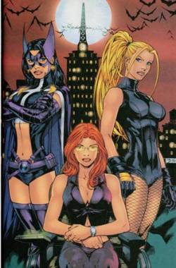 Birds of Prey: Of Like Minds tpb contains issues #56-61 and was written by Gail Simone with art by Ed Benes.