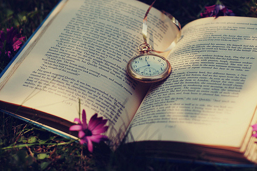 Lost Time In A Book (by {peace&love♥})