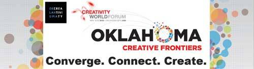 The Creativity World Forum is a featured event of Global Entrepreneurship Week. Register now at stateofcreativity.com.