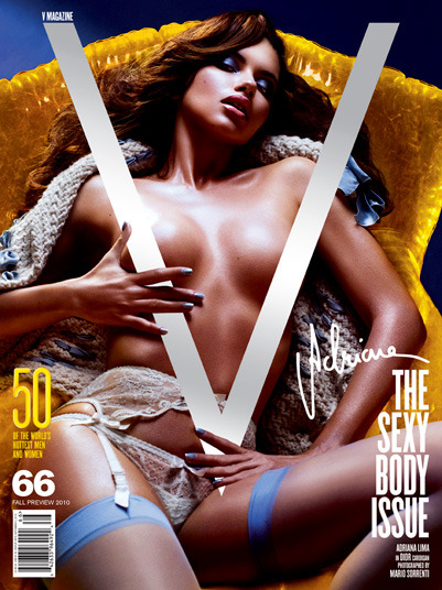 """The Sexy Body Issue"" for V Magazine"