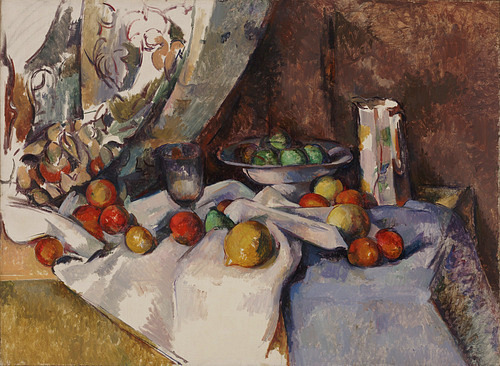 Paul Cezanne Still Life with Apples 1895
