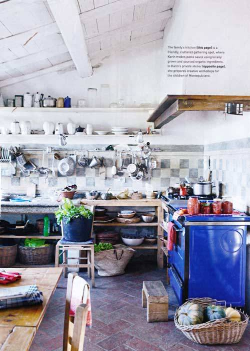 farmhouse kitchen - {frolic!}