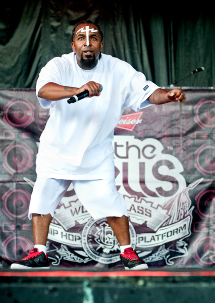 Tech N9ne, Rock The Bells '09