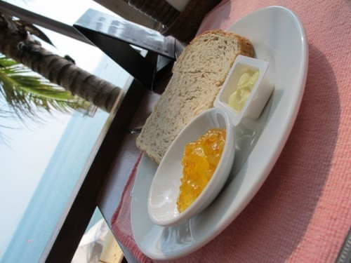 """light breakfast"" 2010, Ko Samui, Thailand"