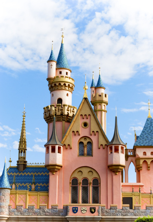 fuckyeahdisneyland:  marcpaolophotography:  Sleeping Beauty Castle