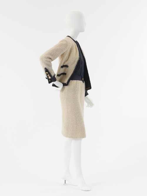 Chanel Suit | c. 1963 Iconic, duh.