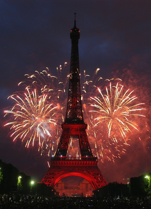 Happy Bastille Day liketheorange