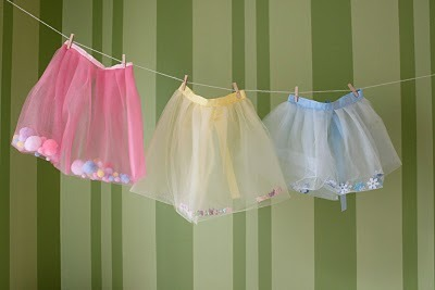 Samster Mommy: Tutu Tutorial #1 - Stuffed Tutus