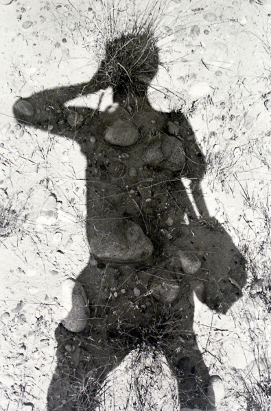billyjane:  Lee Friedlander (b. July 14, 1934) is one of the great American photographers… Self-Portrait in Shadow, c. 1970 from i12bent