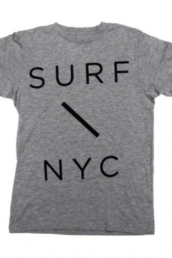 File under: essential for summer in New York. Saturdays Surf NYC shirts from Inven.Tory.