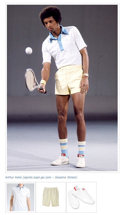 (via nerdboyfriend) I love tennis clothes.