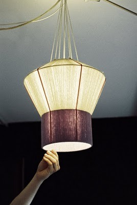 Ladies and Gentlemen: Living Vintage - Blog - Bonbon Lamps by Ana Kraš