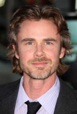 Sam Trammell, best known as Sam Merlotte on True Blood.