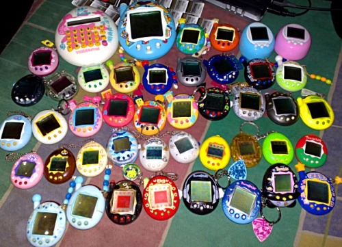 Which Tamagotchi did you have?