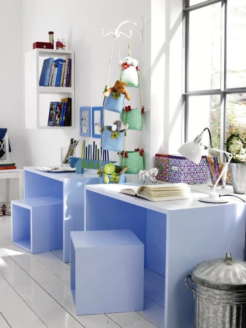 tinywhitedaisies:  ideas-for-your-home:  via www.wunderweib.de