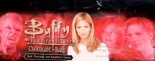 Buffy chocolate