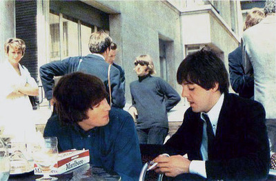 georgiawithdiamonds:  I would like to have Lennon/McCartney again…and again…and again…