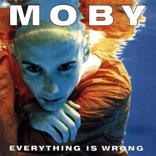 Moby - God Moving Over The Face Of The Waters