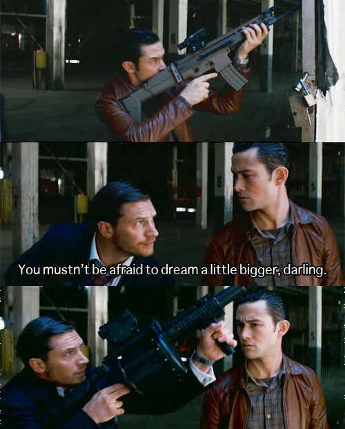 Saw 'Inception' last night. Good flick. via missirini: lost-in-stere0