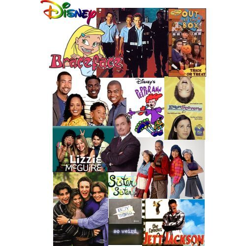 belindamalfoy:  Old Disney <3  heck yes.  man this is depressing to see all of these together… I don't think I fully realized how bad Disney Channel has become since about… 2005?