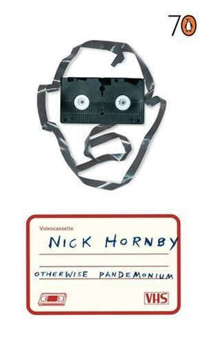 otherwise pandemonium, nick hornby: penguin. [designed by jamie keenan]