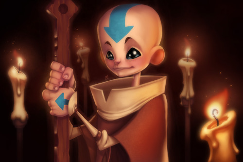 The Last Airbender: Aang by =Zatransis    Great show…