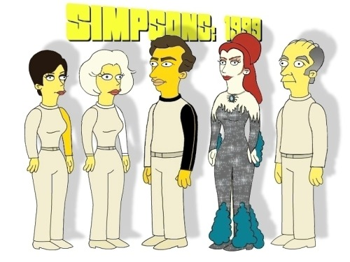 Simpsons: 1999 by ~mainmission (deviantart.com)