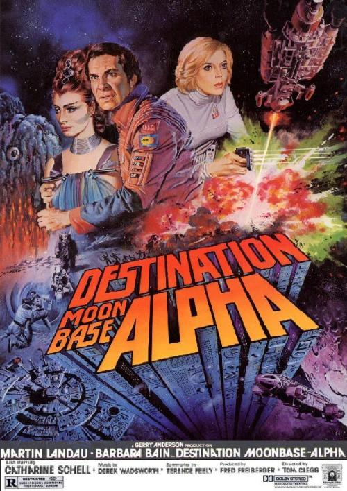 Destination: Moonbase Alpha Po by ~movieposters (deviantart.com)