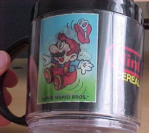 Super Mario Bros. Mugs