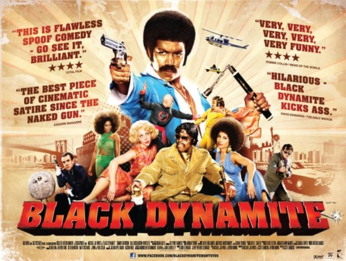 See our awesome Black Dynamite poster - complete with exclusive Total Film quote! Black Dynamite has finally landed a UK release date, nearly a year after we saw it - and loved it - in New York last October. To support the release, a poster has landed starring your very own Total Film magazine, with a quote from our Black Dynamite review. A pitch perfect take on the cheap and nasty Blaxploitation flicks of the 70s, the film follows ex-military, ex-CIA hero Black Dynamite on his kung-fu kicking, nunchuk wielding quest to avenge his brother's death at the hands of 'The Man'. Read the full article at Total Film