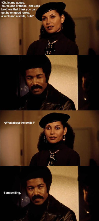 We love this movie! Black Dynamite review - flawless spoof comedy – go see it and spend the rest of the year quoting lines to anyone who'll listen. Y'dig? 4 Stars.