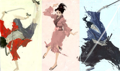 ugkaw:  Samurai Champloo by ~celor on deviantART