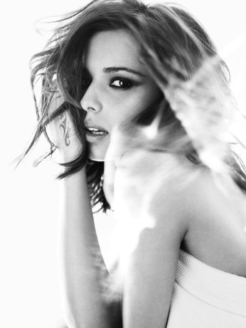 Cheryl Cole in Harper's Bazaar UK by Alexi Lubomirski