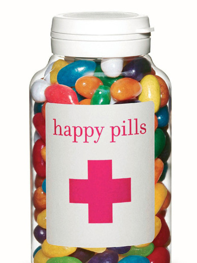 HAPPY PILLS candy shop many locations