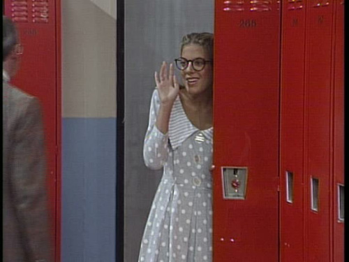 Tori Spelling on SBTB (via lolslater)