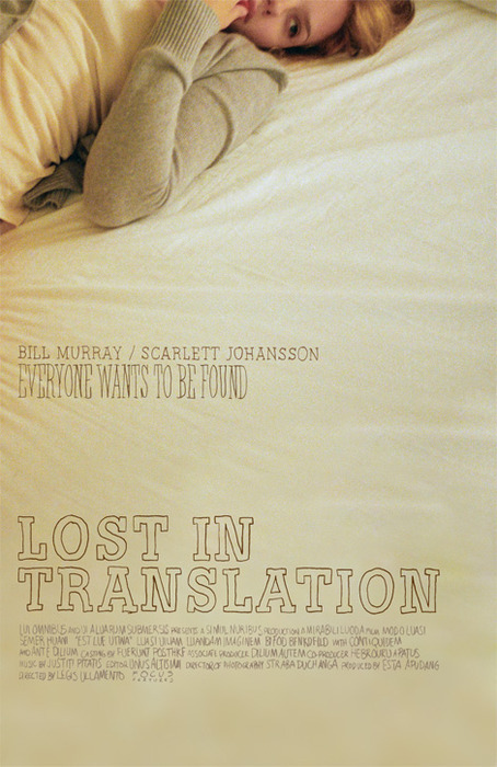 Lost In Translation, 2003 by chatelain