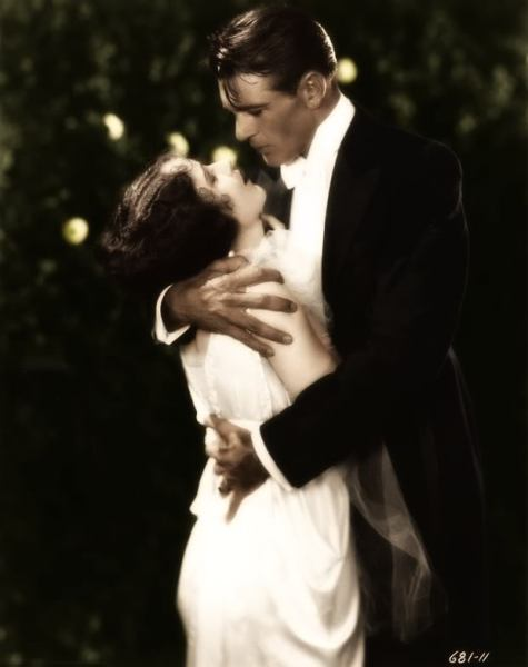 Fay Wray and Gary Cooper