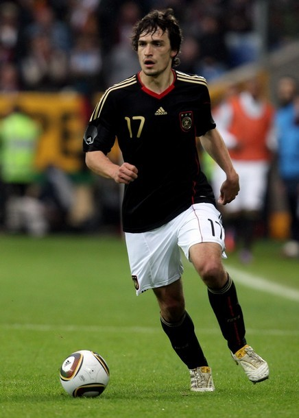 Hummels for Germany!