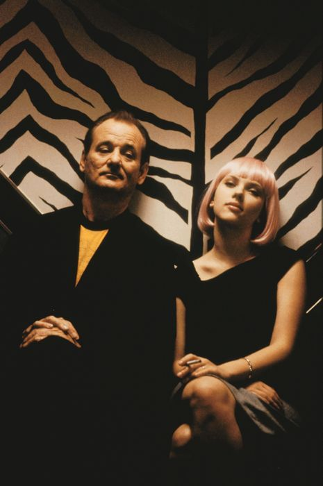 Lost in Translation (2003).