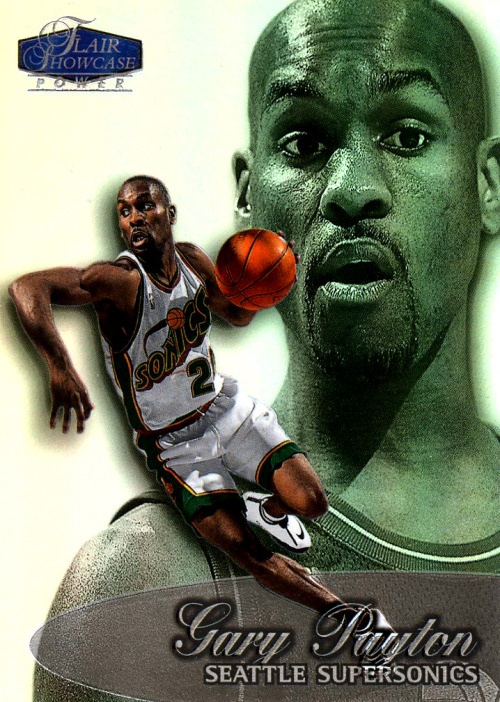 Gary Payton - Nike Zoom Flight '98 as featured on SLAM Online in the Sandova Speak Easy! @SandmanSeven