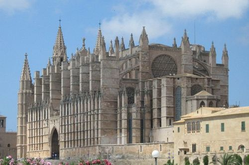Cathedral of Palma, Majorca, Spain La Seu