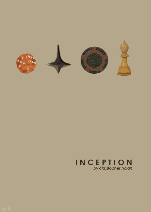 herofetish:  fuckyeahinception:  Inception Minimalist Poster (made by badtumblog)