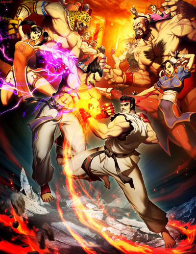 "Assista ao trailer de ""Street Fighter X Tekken"""