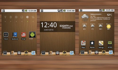 digitalvanity:  HTC Upojenie Theme by ~zakchan