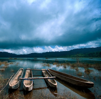 Tamblingan Lake, Bali © Ruby Blue