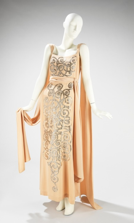 Lanvin | c. 1937 Really? This is just too amazing.