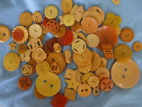 Marty's vintage button collection « button it up!